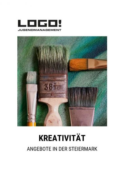 Vorschaubild Broschüre Kreativität