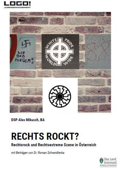 Vorschaubild Broschüre Rechts rockt?