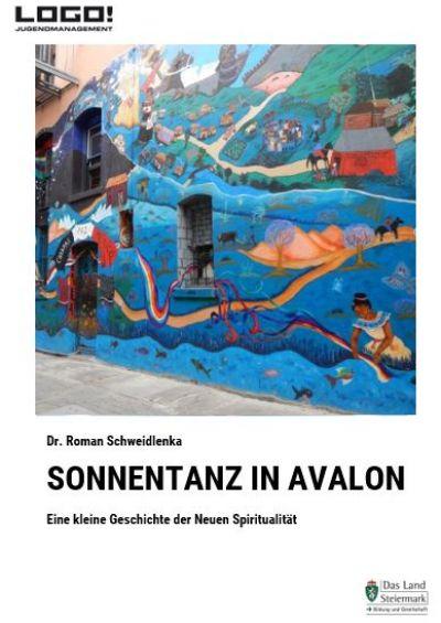 Vorschaubild Broschüre Sonnentanz in Avalon