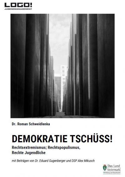 Vorschaubild Broschüre Demokratie Tschüss