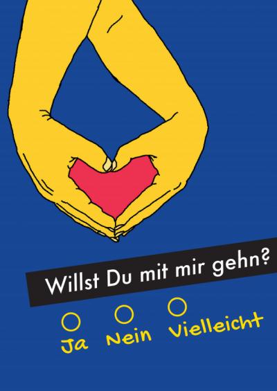 Folder EU Wahl 2019