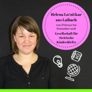 Helena - Europäische Freiwillige aus Slowenien