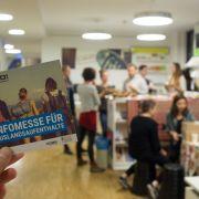 LOGO Infomesse für Auslandsaufenthalte