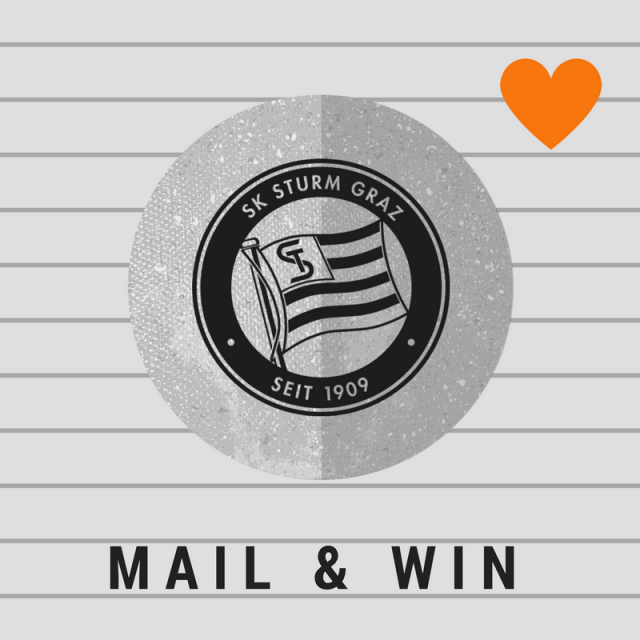 mail and win SK Sturm-Tickets