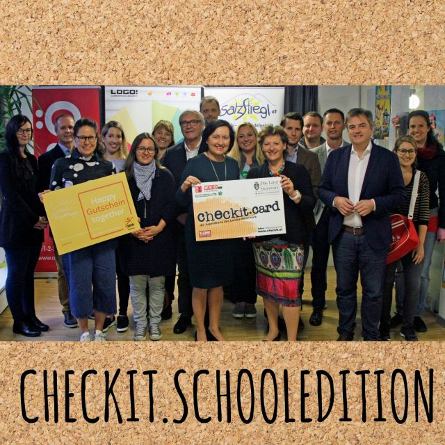 Gruppenfoto checkit.schooledition 2017
