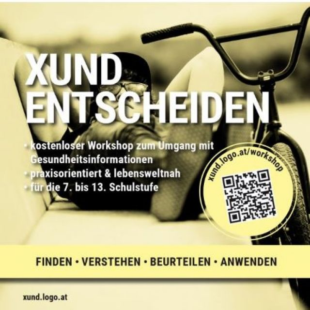 XUND entscheiden-Workshop für Jugendliche